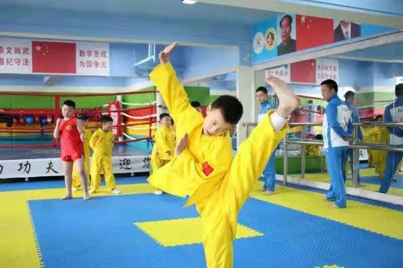 贵阳市南明区武术散打培训基地――志勋功夫馆