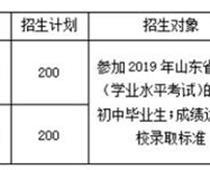 潍坊弘景中医药beplay备用官网(原潍坊医药职业中等专业beplay备用官网)2020年招生计划
