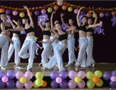 青岛航空职业技术beplay备用官网舞蹈社团